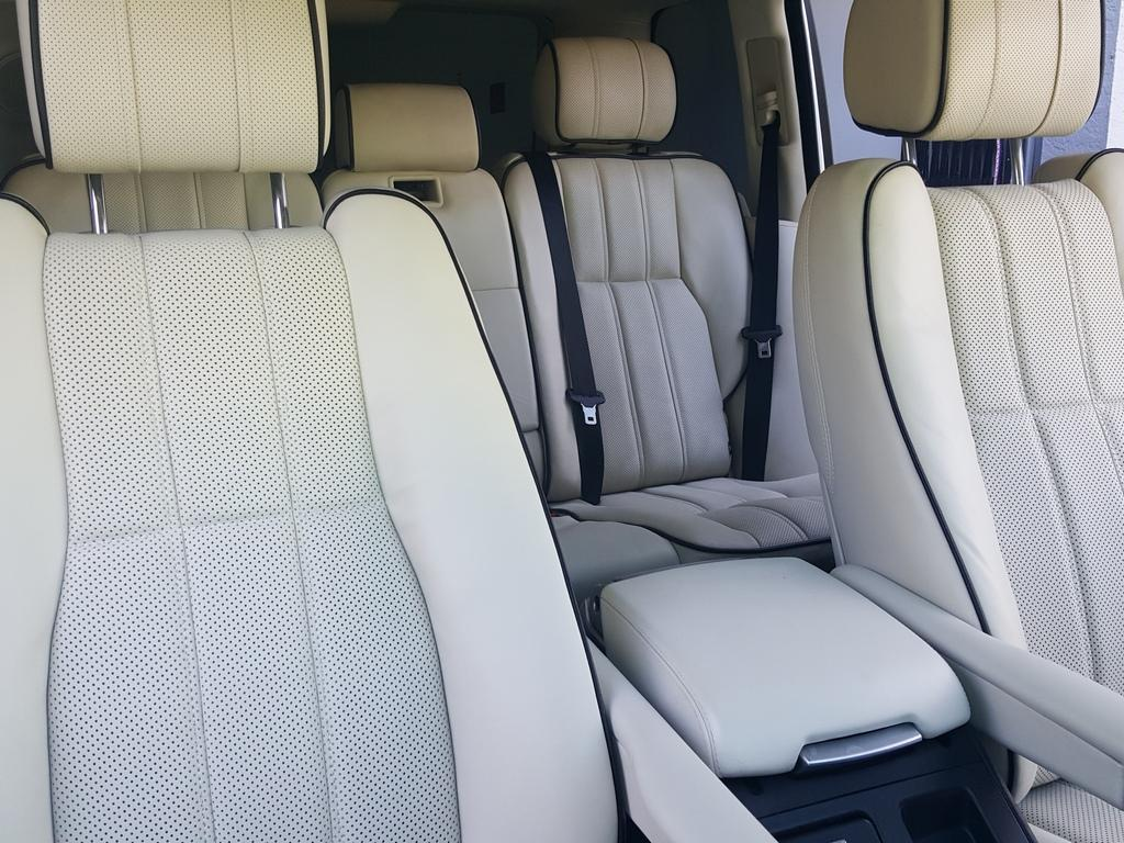 Car Upholstery, Davie - Perfect Upholstery Mobile Service